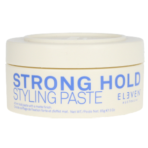 Hair styling product STRONG HOLD styling paste Eleven Australia