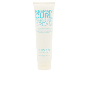 Hair styling product KEEP MY CURL defining cream Eleven Australia