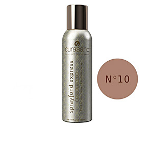 SPRAYFOND EXPRESS foundation spray #10-golden beach 125 ml