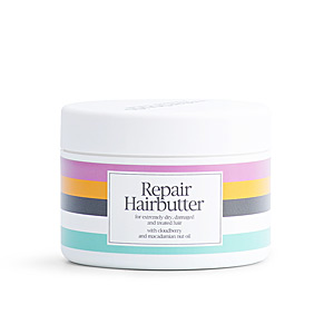 Mascarilla reparadora REPAIR HAIRBUTTER for treated&damaged hair Waterclouds