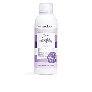 Champú en seco DRY CLEAN hairspray Waterclouds