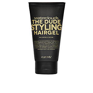Producto de peinado THE DUDE STYLING HAIRGEL for control&texture Waterclouds