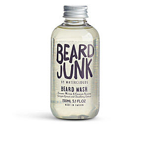Cuidado de la barba BEARD JUNK wash Waterclouds