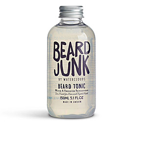 Soin de la barbe BEARD JUNK tonic Waterclouds