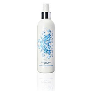 Body moisturiser COCONUT BODY SPRITZ hydrating & moisturising White To Brown