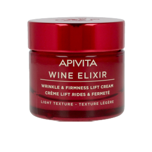 Cremas Antiarrugas y Antiedad - Tratamiento Facial Reafirmante WINE ELIXIR wrinkle & firmness lift cream light texture Apivita