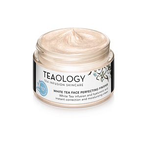 Fond de teint maquillage WHITE TEA perfectig finisher Teaology