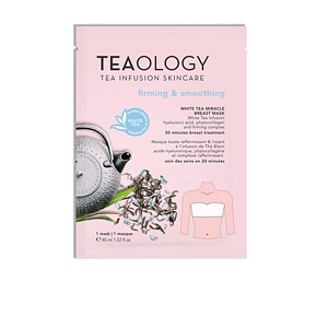 WHITE TEA miracle breast mask firming&smoothing