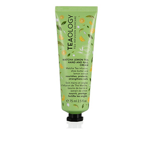 Handcreme & Behandlungen MATCHA TEA hand and nail cream Teaology