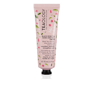 Hand cream & treatments BLACK ROSE TEA hand and nail cream Teaology