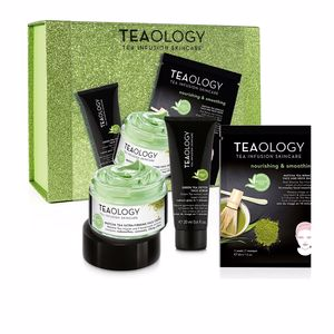 Hautpflege-Set HYDRATING AND NOURISHING BEAUTY ROUTINE SET Teaology