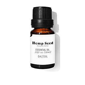 Tratamiento hidratante pelo - Artículo de Botiquín - Aromaterapia SEMILLA CAÑAMO essential oil Daffoil
