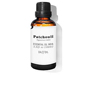 Aromatherapie - Gesichts-Feuchtigkeitsspender PATCHOULI essential oil India Daffoil