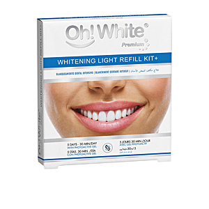 Blanqueamiento dental WHITENING LIGHT REFILL KIT+ recambios para kit Oh! White