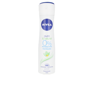 Deodorant 0% ALUMINIUM pure natural deo spray Nivea