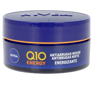 Face moisturizer - Antioxidant treatment cream - Anti aging cream & anti wrinkle treatment Q10+ VITAMINA C anti-arrugas+energizante crema Nivea