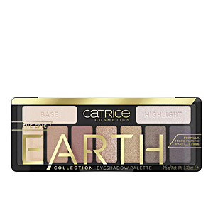 Sombra de ojos THE EPIC EARTH COLLECTION eyeshadow palette Catrice