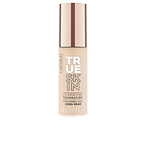 Foundation makeup TRUE SKIN hydrating foundation Catrice