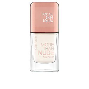 Esmalte de uñas MORE THAN NUDE nail polish Catrice