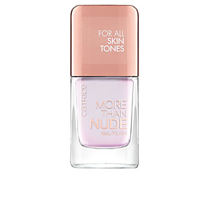 MORE THAN NUDE nail polish #11-shine lavenderous!