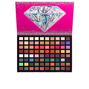 Eye shadow DIAMONDS&ICE 80 pan artistry palette Nyx Professional Makeup