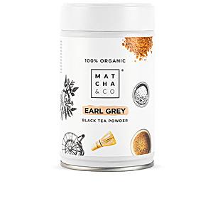 EARL GREY black tea powder 70 g