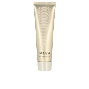 Facial cleanser SENSAI ULTIMATE the creamy soap Kanebo Sensai