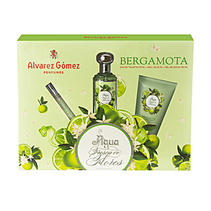 Alvarez Gomez AGUA FRESCA FLORES BERGAMOTA SET perfume