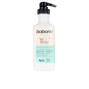 VITAMIN B3+ body milk 100% vegan 500 ml