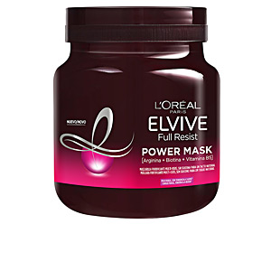 Hair mask for damaged hair ELVIVE FULL RESIST power mask L'Oréal París