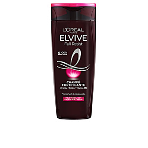 Hair loss shampoo - Anti hair fall shampoo ELVIVE FULL RESIST champú fortificante L'Oréal París