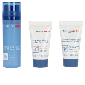 Skincare set MEN BAUME HYDRATANT SET Clarins