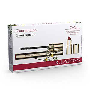 Makeup set & kits MASCARA SUPRA VOLUME SET Clarins