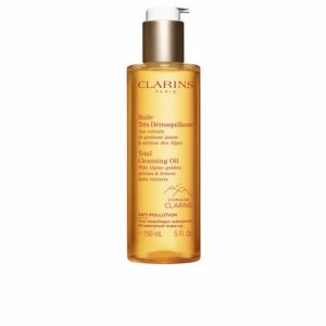 Make-up remover HUILE TRÈS DÉMAQUILLANTE tous maquillages Clarins