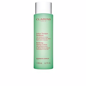 Face toner LOTION TONIQUE PURIFIANTE peaux mistes ou grasses Clarins