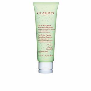 Facial cleanser DOUX NETTOYANT MOUSSANT purifiant Clarins