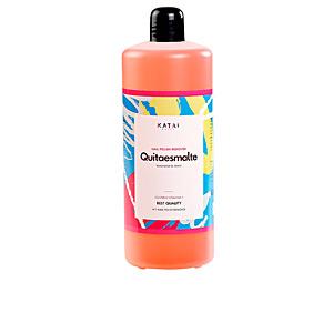 Nail polish remover QUITAESMALTE ACETONA PRO aroma fresa Katai