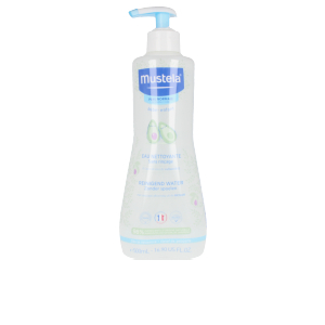 Baby cream & kids cosmetics BÉBÉ cleansing water Mustela