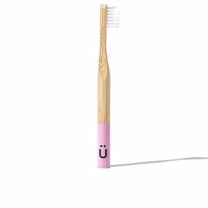 Toothbrush - Hygiene for kids CEPILLO DENTAL KIDS #rosa Naturbrush