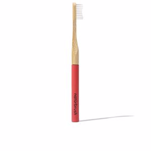 Brosse à dents HEADLESS #rojo Naturbrush