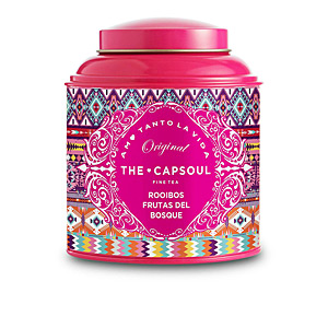Drink TÉ GRANEL rooibos frutas del boosque The Capsoul