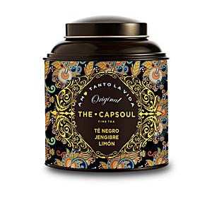 Drink TÉ GRANEL negro, jengibre & limón The Capsoul