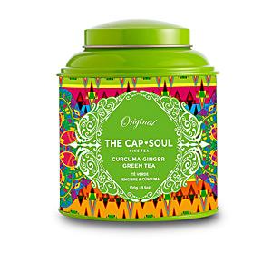 Bevande TÉ GRANEL verde, jengibre & cúrcuma The Capsoul