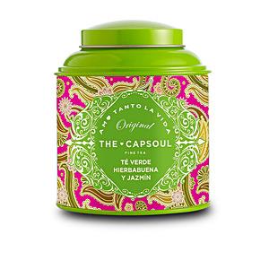 Drink TÉ GRANEL verde, hierbabuena & jazmín The Capsoul