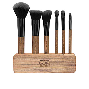Makeup brushes OKUME BROCHAS Y PINCELES SET Beter