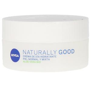 Tratamiento Facial Hidratante NATURALLY GOOD crema hidratante día Nivea
