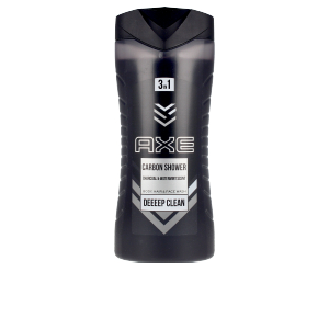 Gel bain - Nettoyage du visage CARBON SHOWER  body, hair & face wash Axe