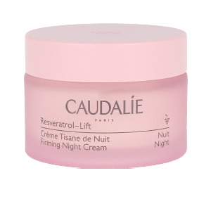 Anti aging cream & anti wrinkle treatment RESVERATROL LIFT crème tisane de nuit