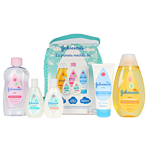 Skincare set - Hair gift set - Bath Gift Sets BABY LA PRIMERA MOCHILA SET Johnson's