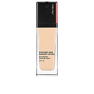 Base de maquillaje SYNCHRO SKIN radiant lifting foundation Shiseido
